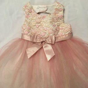 Rare Editions   Baby Girl formal dress ✨